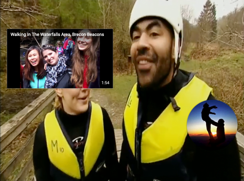 The Wales Outdoors BBC 2 TV Show!